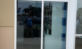 Impact Resistant Storefront