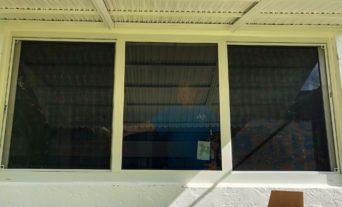 Impact Resistant Window